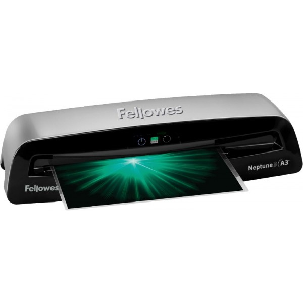 Fellowes Plastificatrice Neptune 3 A3 - ve. plastificazione 1 x A4 in 30'' - f.to max A3