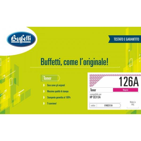 HP Toner - compatibile - 126A - Magenta