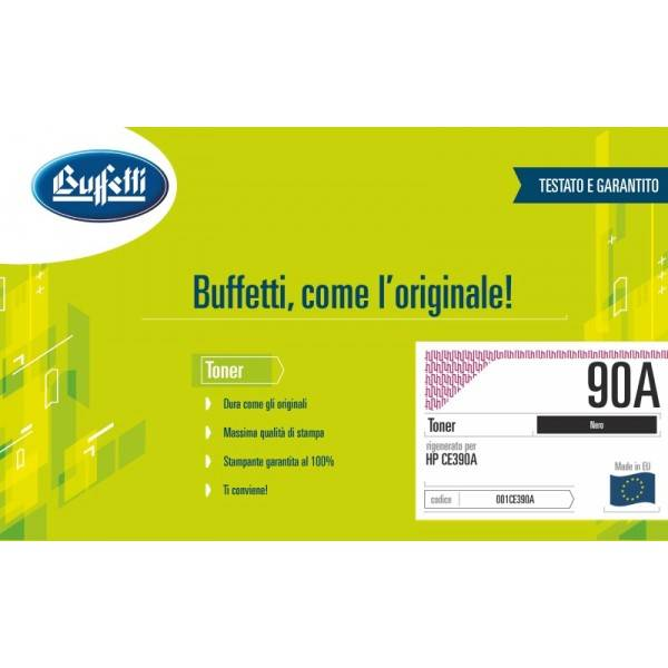 HP Toner - compatibile - 90A - nero
