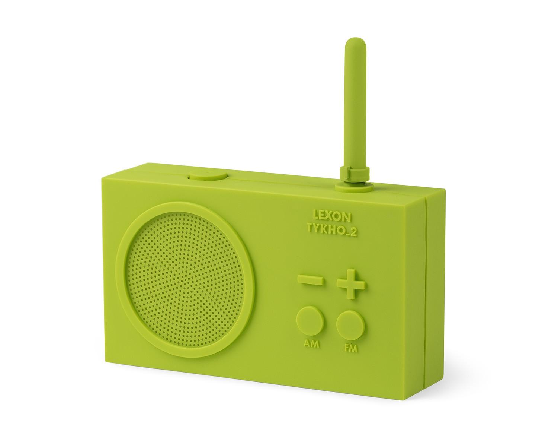 Lexon RADIO TYKHO 2 Verde