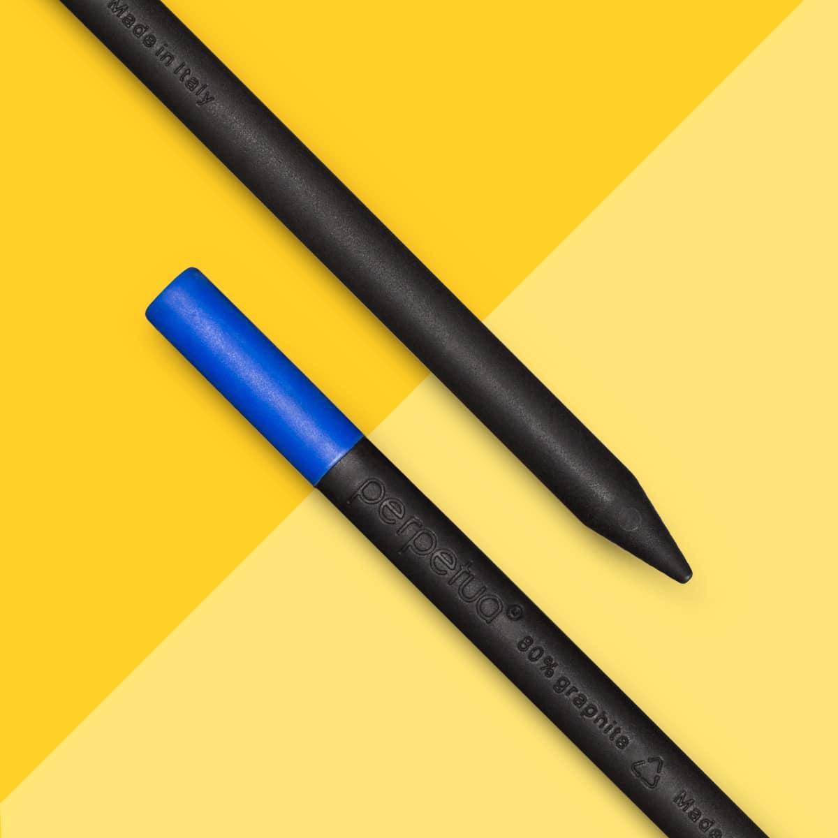Napkin Perpetua la matita Blu