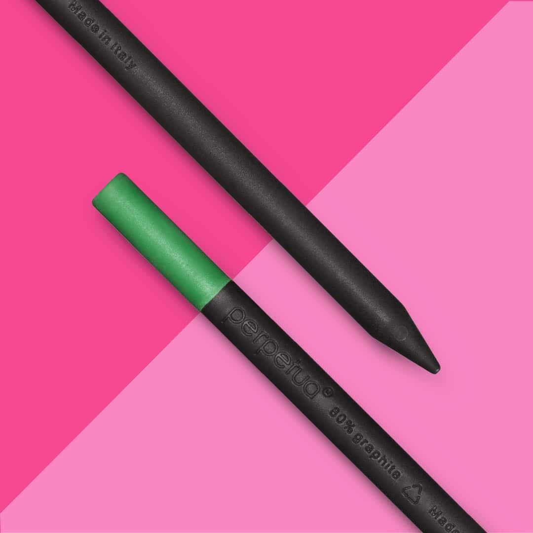 Napkin Perpetua la matita Verde