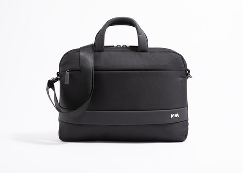 NAVA Easy Plus Briefcase Slim Nero