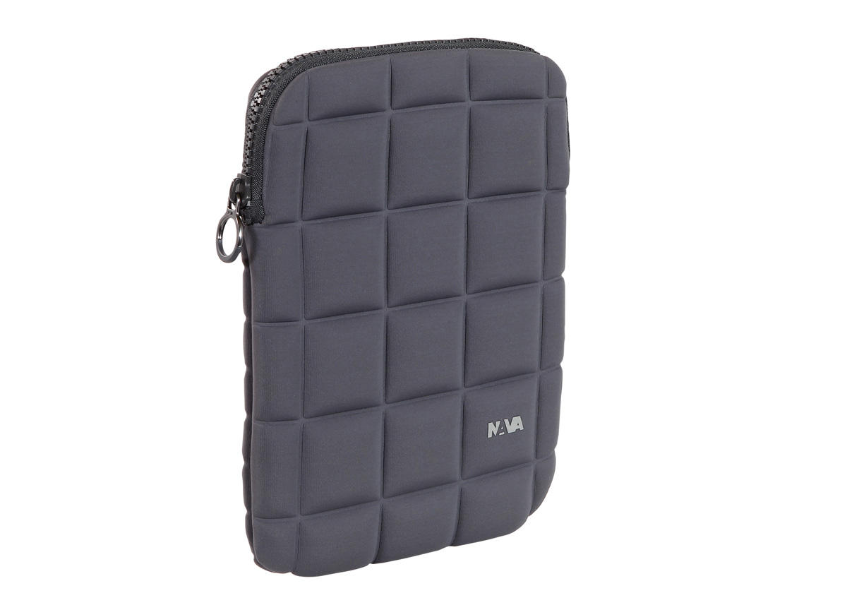 NAVA Passenger action porta IPAD imbottito Dark Grey