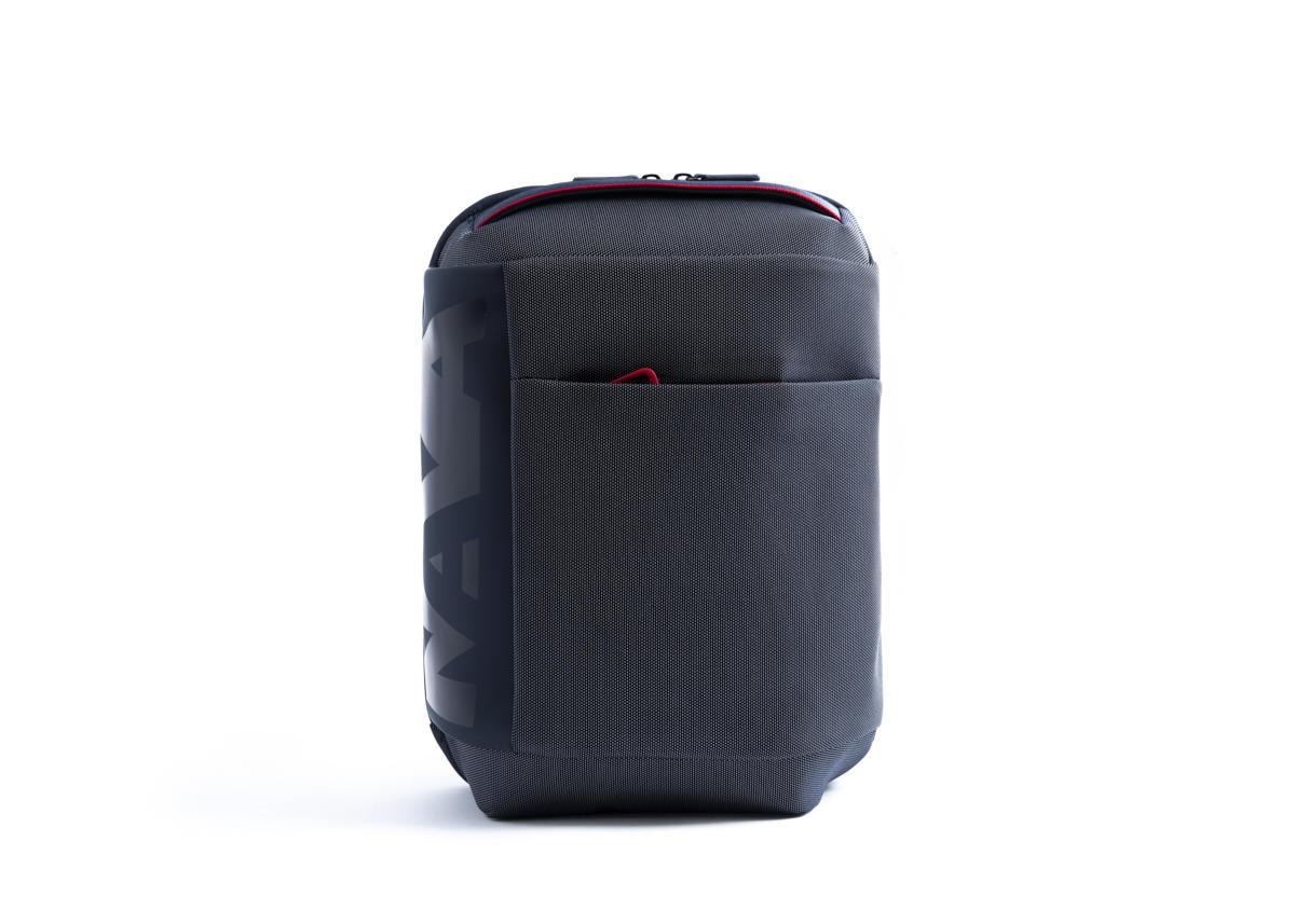 Nava Zaino Cross con 1 scomparto con porta PC e iPad Blu - Rosso