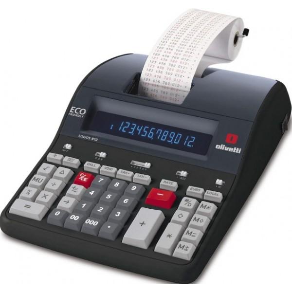 Olivetti Calcolatrice scrivente Logos 912