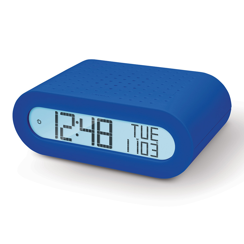 Oregon Scientific Classic Alarm Clock with Radio RRM116 Blu