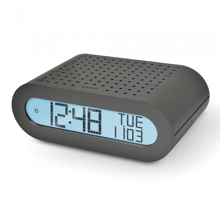 Oregon Scientific Classic Alarm Clock with Radio RRM116 Grigio