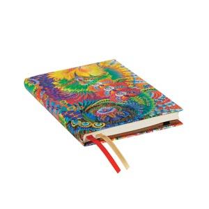 Paperblanks Agenda Midi 2019-2020 Aurora 18 mesi interno Orizzontale Multicolore