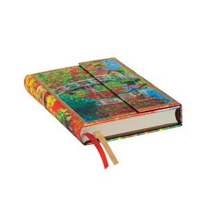 Paperblanks Agenda Midi Giornaliera 2019-2020 Monet (Il Ponte) 18 mesi Multicolore
