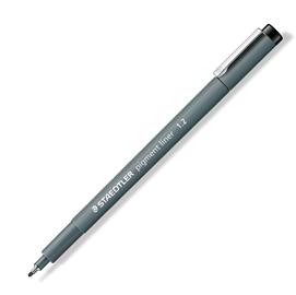 Pennarello Pigment Liner 308 nero 1,2mm Staedtler