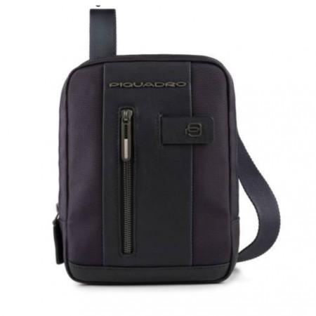 Piquadro Borsello Brief porta iPad®mini Blu