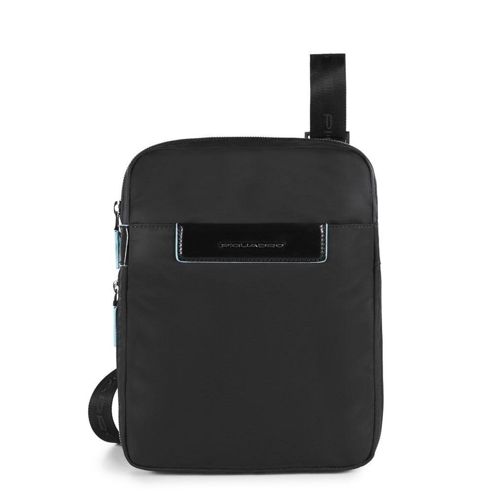 Piquadro Borsello Celion organizzato con scomparto porta iPad®mini Nero
