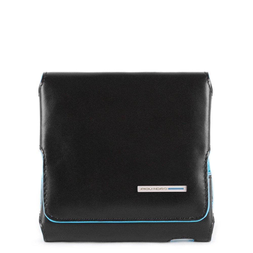Piquadro Custodia per porta sigaretta elettronica iQOs Blue Square
