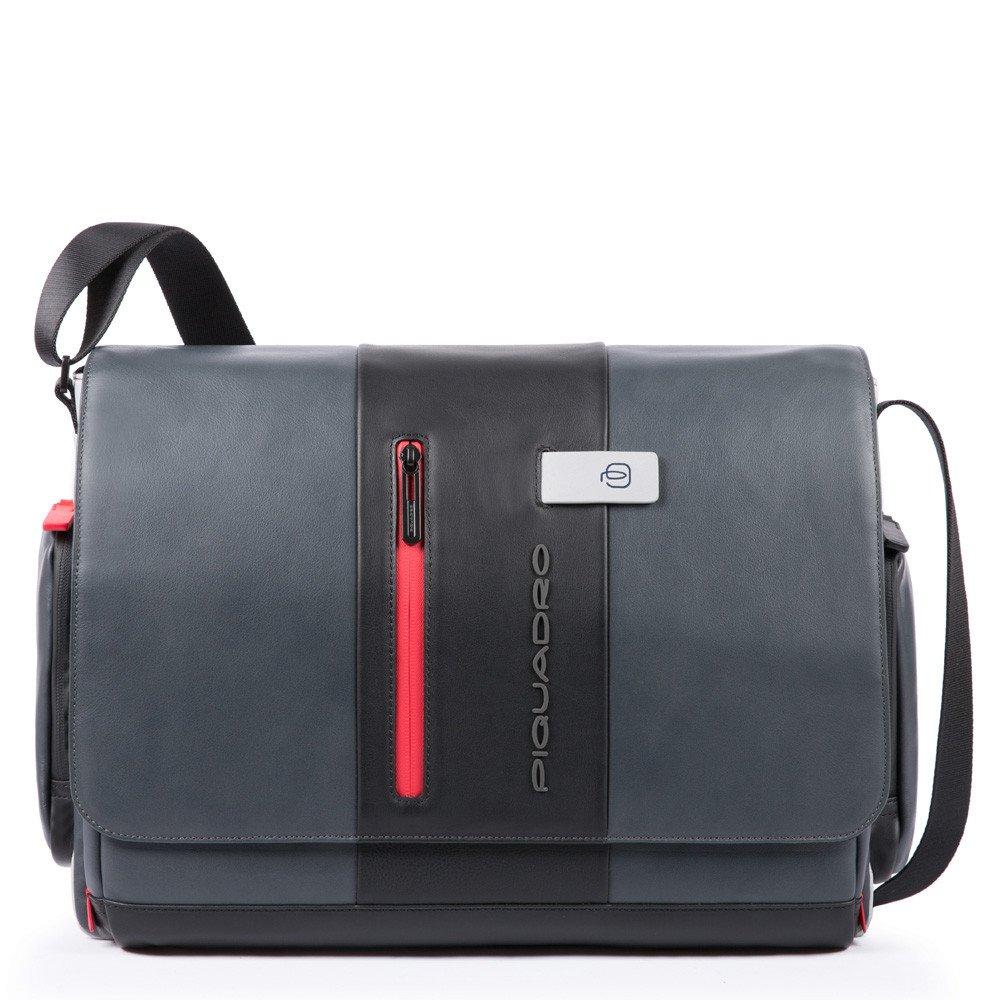 "Piquadro Messanger porta computer e porta iPad®10,5""-iPad 9,7"" con tasca per CONNEQU"