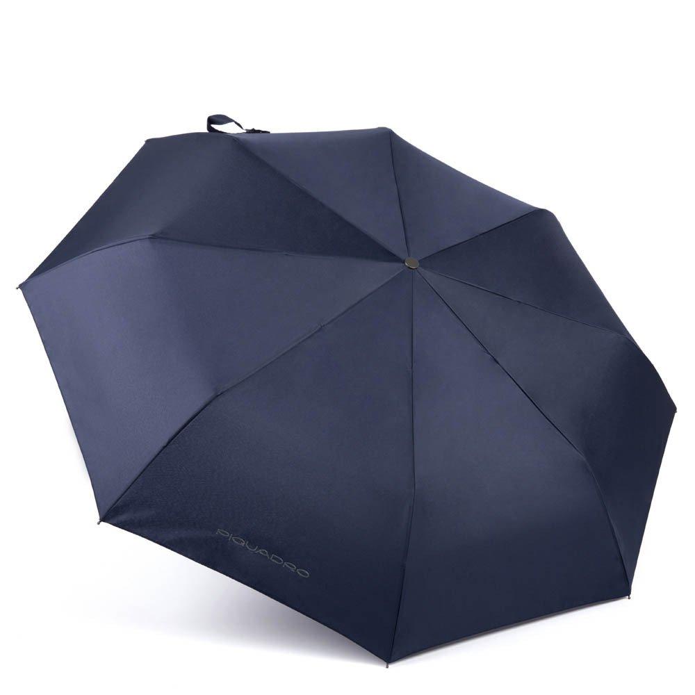 Piquadro Ombrello mini automatico open-close antivento Stationery Blu