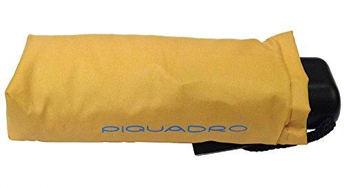 Piquadro Ombrello Pocket Giallo