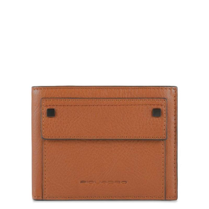 Piquadro Portafoglio uomo Kolyma con dodici scomparti porta carte di credito ...