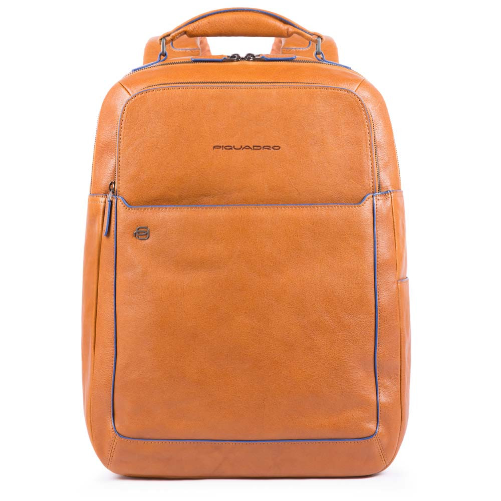 Piquadro Zaino fast-check B2S porta computer e porta iPad ®10,5 Cuoio