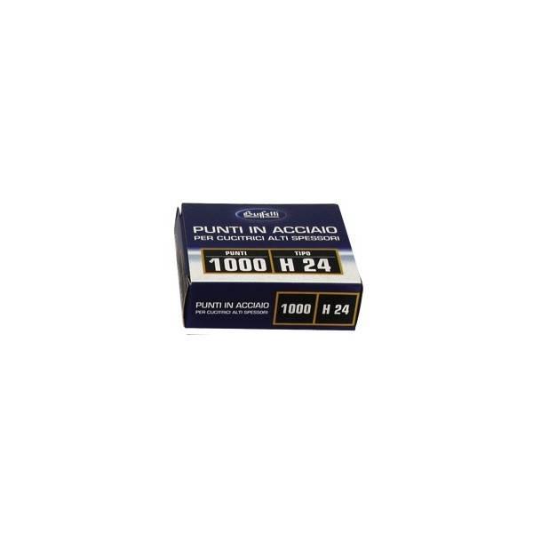 Punti metallici per alti spessori Serie H24 13 mm buffetti