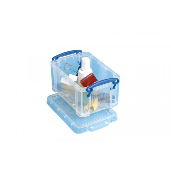 Scatola 0,70L bianco - Porta cancelleria
