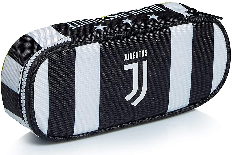 Seven Astuccio Ovale Best Match Juventus Bianco e Nero