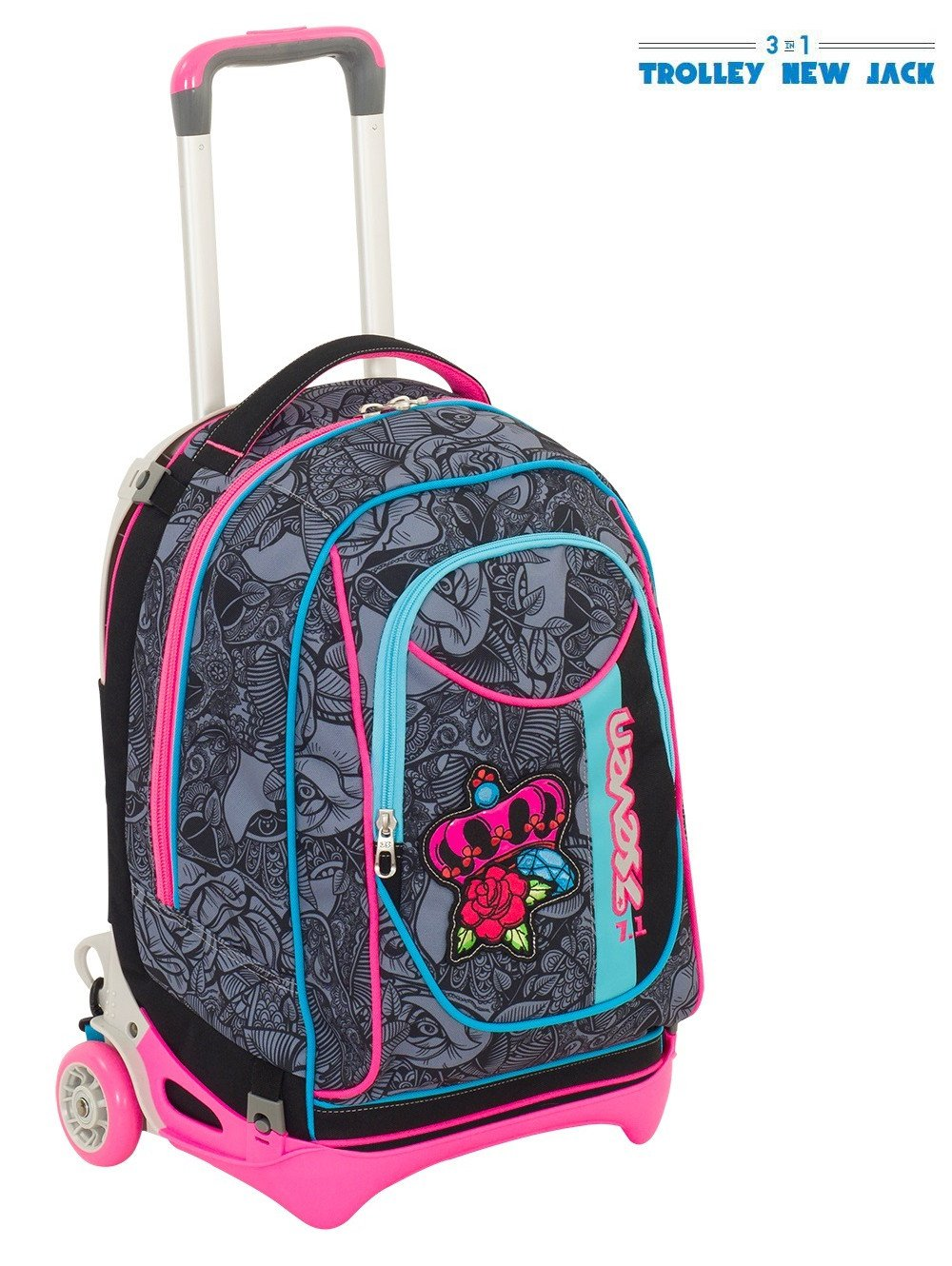 Seven Trolley New Jack - ROSES GIRL -