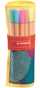 Stabilo Rotolo 25 Penne fineliner 88