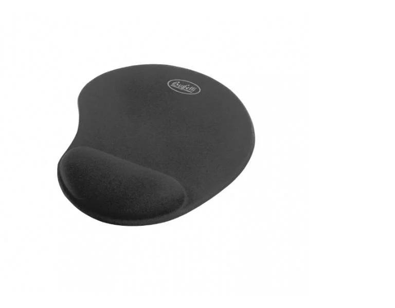 Tappetino mouse ergonomico - poggiapolsi in gel