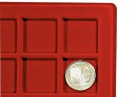 Abafil Ripiano Standard - Modello Floccato 6 Caselle