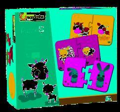 Avenue Mandarine Puzzle Mamma e cucciolo