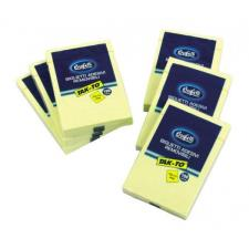 Blocchetti riposizionabili Tak To 75x50 mm giallo Buffetti