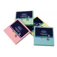 Blocchetti riposizionabili Tak To Harmony 75x75 mm colori assortiti Buffetti