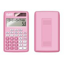 Buffetti Calcolatrice algebrica tascabile 10 cifre - Rosa