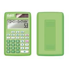 Buffetti Calcolatrice algebrica tascabile 10 cifre - Verde
