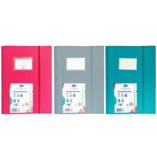 Buffetti Cartellina con elastico Aeternum - polipropilene - A4 - colori assortiti