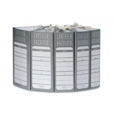 Buffetti Faldone con lacci - Dorso 8 cm - 34,5x25 cm -25pz