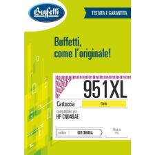 Buffetti HP cartuccia ink jet - compatibile - CN048AE - giallo