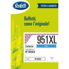 Buffetti HP cartuccia ink jet - compatibile - CN046AE - ciano