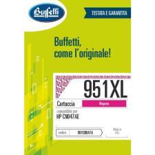 Buffetti HP cartuccia ink jet - compatibile - CN047AE - magenta