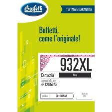 Buffetti HP cartuccia ink jet - compatibile - CN053AE - nero
