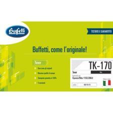 Buffetti Kyocera Toner - compatibile - TK-170 - nero