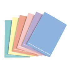 Buffetti Maxiquaderno f to A4 rigatura 10m senza margine Happy Color Pastello 80g