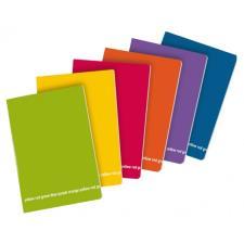 Buffetti Maxiquaderno f to A4 rigatura Q4m con margine Happy Color Pastello 100g