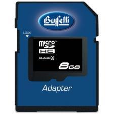 Buffetti MicroSD Card 16GB con adattatore