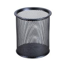 Buffetti Portapenne in metallo - colore nero