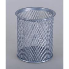 Buffetti Portapenne in metallo - colore silver
