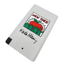 Buffetti PowerBank 3in1 da 5000 mAh - Keith Haring New York