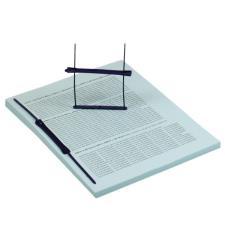 Buffetti Pressini fermafogli - fastener in plastica - passo 8 cm - blu