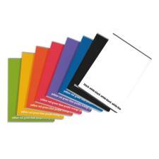 Buffetti Quaderno f to A5 rigatura quadretti 4mm senza margine Happy Color 80g